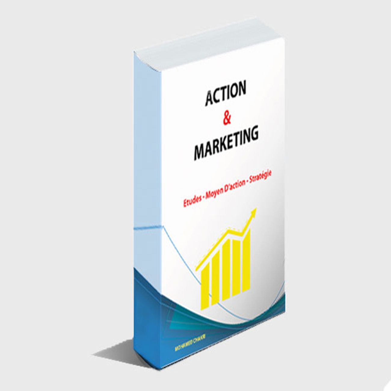 Book Action And Marketing