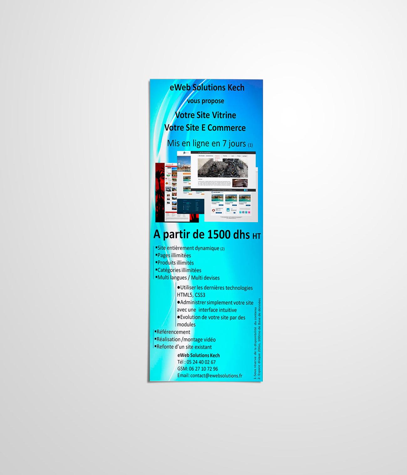 Eweb flyer