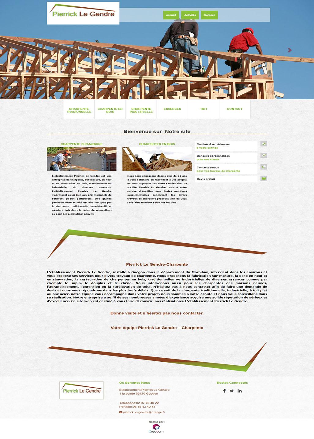 Gendre construction