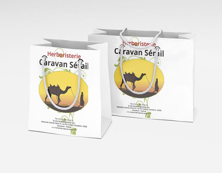Sac - Caravan Serail