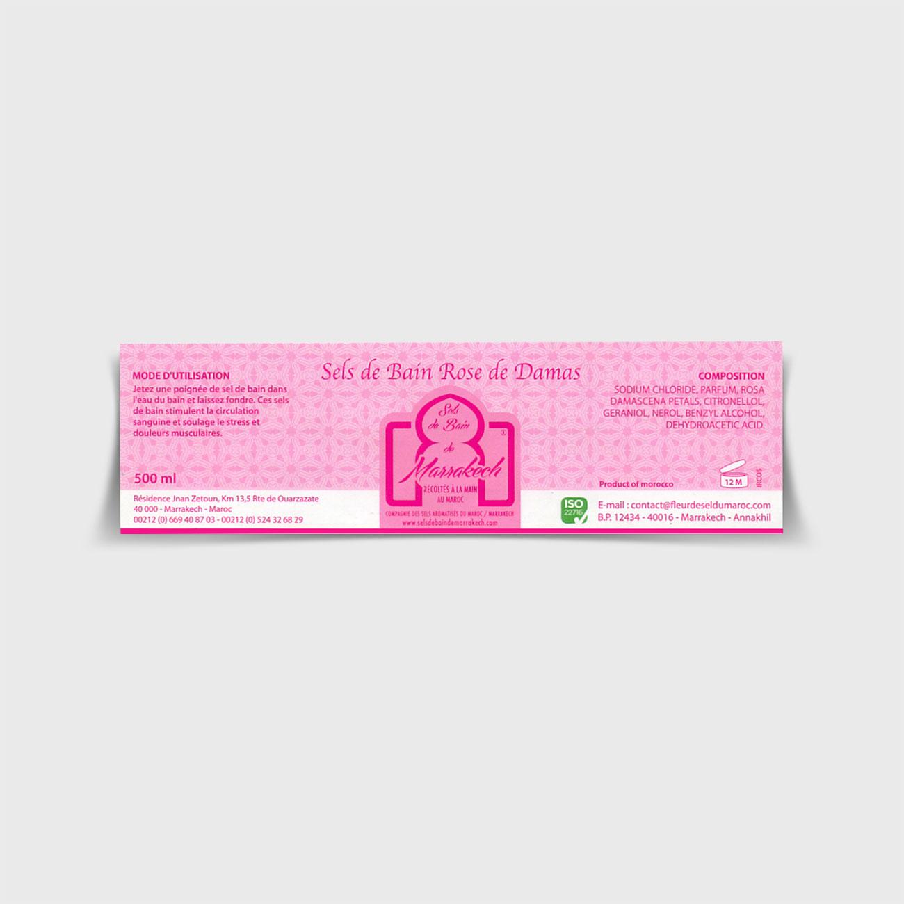 Sel de bain etiquette 4