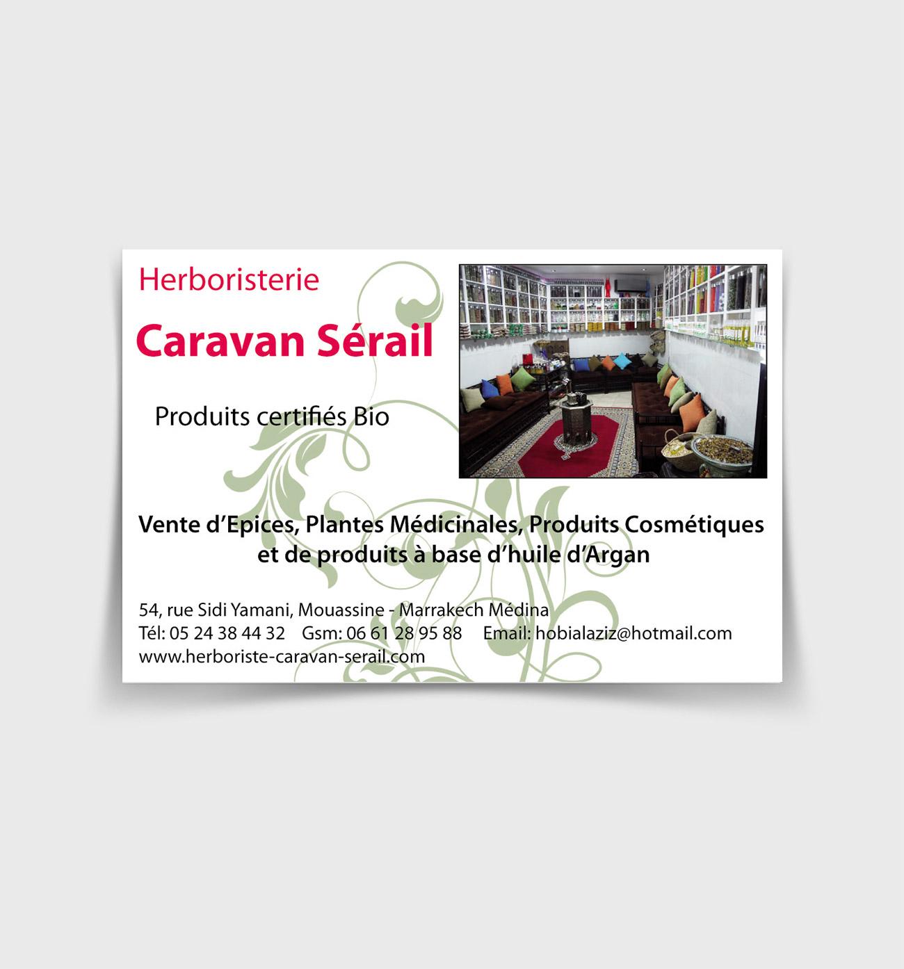 caravan Serail